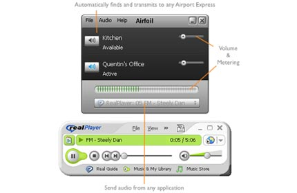 Airfoil AirPort Express