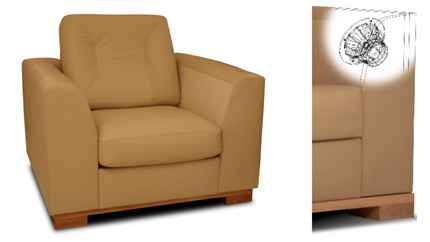 un fauteuil home cinema chez audiome. Black Bedroom Furniture Sets. Home Design Ideas