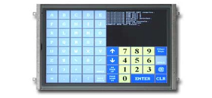 "CyberTouch Neo 17"" LCD touch screen"