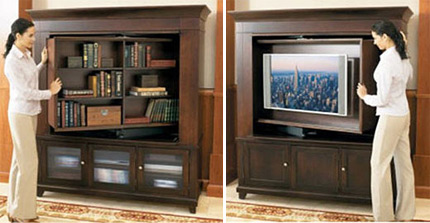 Frontgate Reversible Media Center