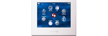 Control4 In-Wall Touch Screen - 10.5