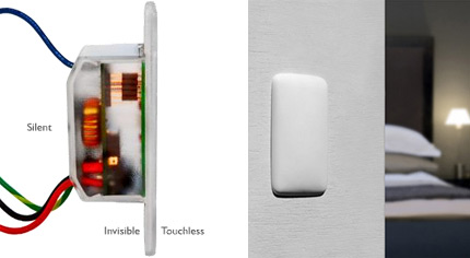 Anigmo touchless dimmer