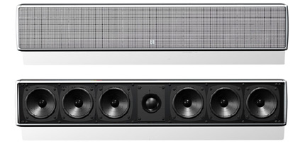 Russound Complementary On-Wall LCR