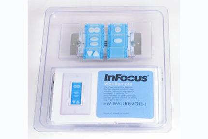 InFocus Remote In-Wall Control System