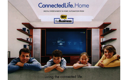Best Buy for Business ConnectedLife.Home