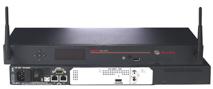 Avocent MPX1000 HD Multipoint Extender