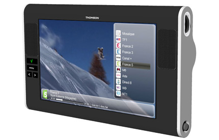 Tablette tactile WiFi Thomson