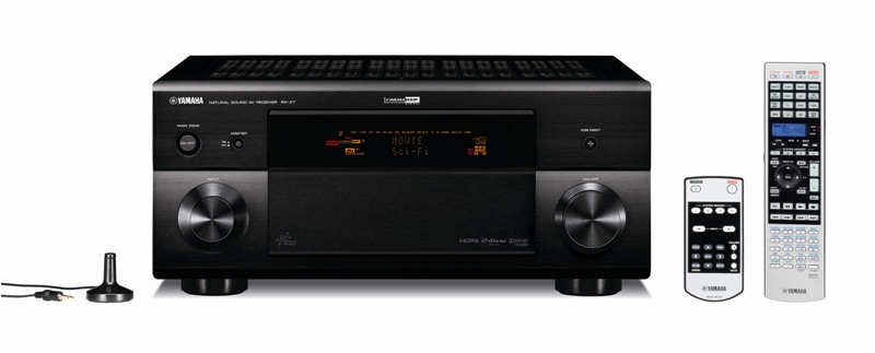 Amplificateur home cinema et multiroom 4 zones chez yamaha for Yamaha multi room receiver