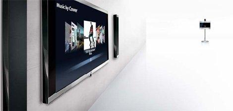 le loewe individual sound mediacenter est disponible. Black Bedroom Furniture Sets. Home Design Ideas