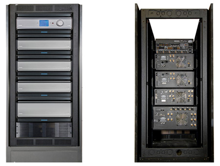 classé audio ct series rack