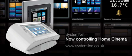 Systemline Wireless Touchscreen