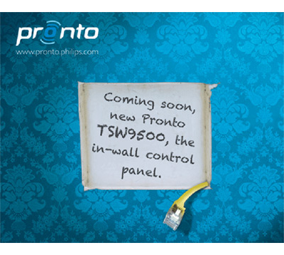 philips pronto TSW9500 multiroom