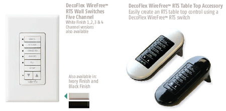 somfy decoflex wirefree