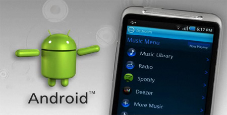 sonos android