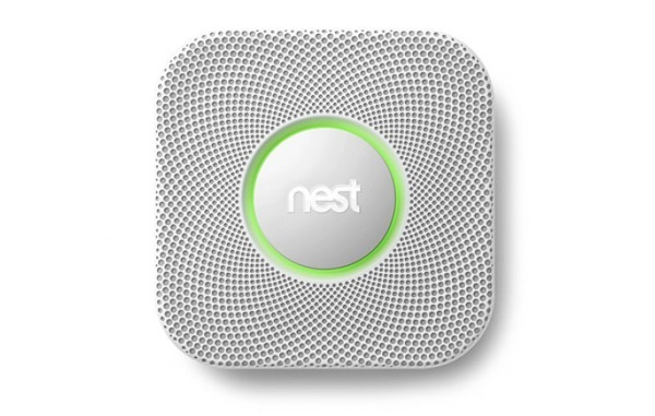 nest protect un d tecteur de fum e et de monoxyde de carbone en wifi. Black Bedroom Furniture Sets. Home Design Ideas