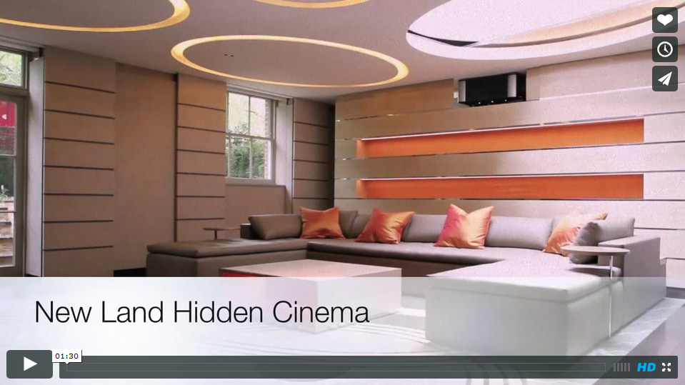 new land hidden cinema
