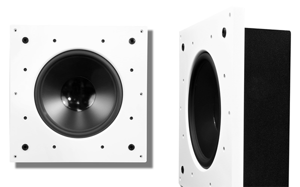 artcoustic IWS-10 in-wall subwoofer