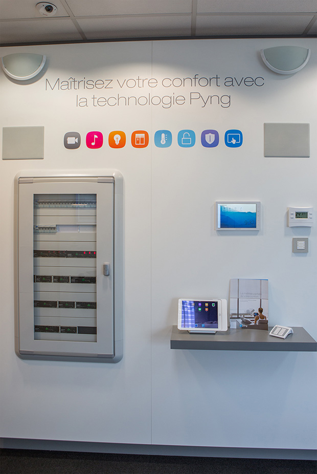 Crestron experience centre - pyng