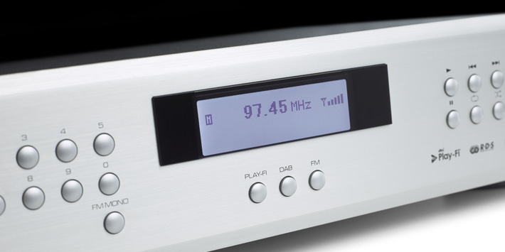 Tuner numérique Rotel T14, avec multiroom DTS Play-Fi