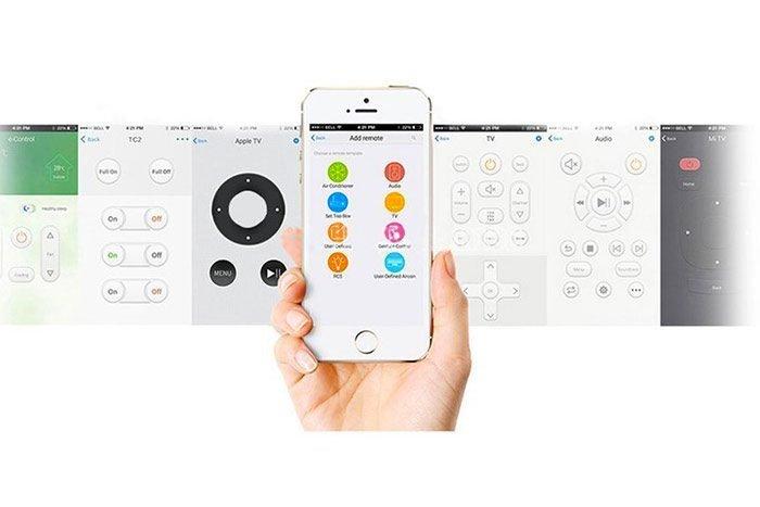 Comment transformer un iPhone en télécommande infrarouge