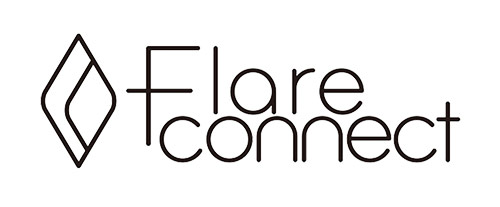 flare connect logo