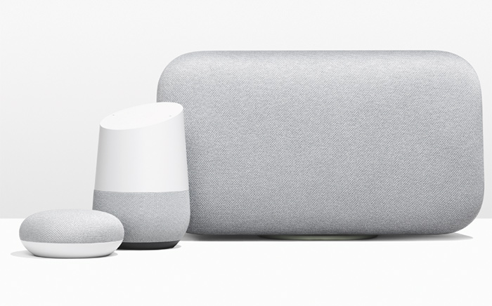 google home family multiroom