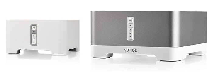 sonos streamer connect connect amp
