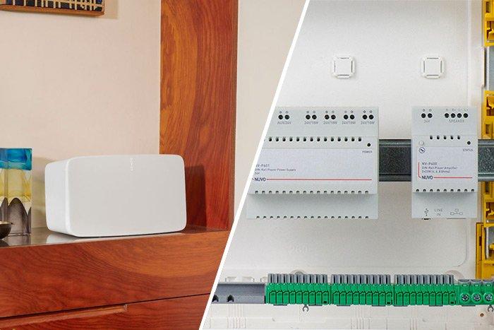 Legrand va utiliser les technologies Sonos pour ses produits multiroom NuVo