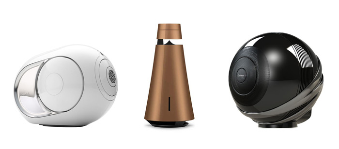 syng cell devialet phantom beosound 1 cabasse pearl akoya