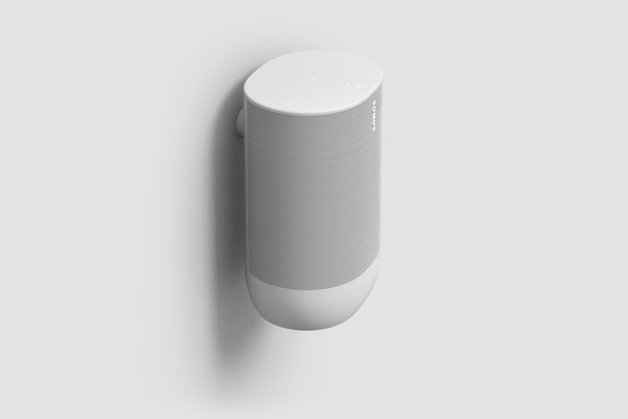 Sonos Move on Wall