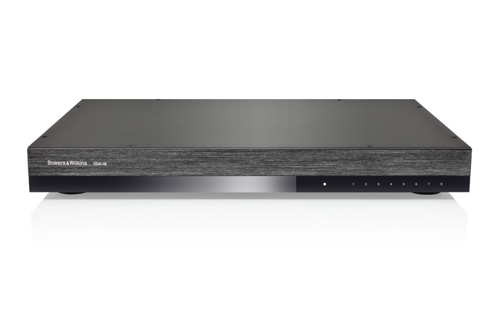 bowers wilkins CDA 16 front
