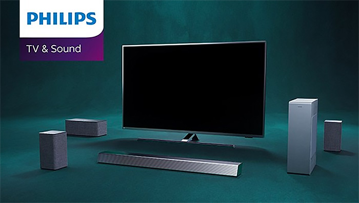 DTS play fi for tv philips